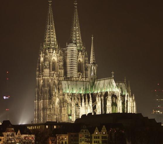 Pin On Cologne Germany My Home Town