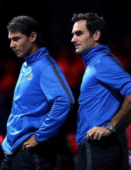 Fedal The Blues Brothers Nadal Tennis Tennis Champion Tennis Legends