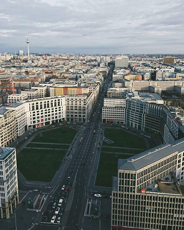 Leipziger Platz Berlin Germany City Wonders Of The World Around The Worlds