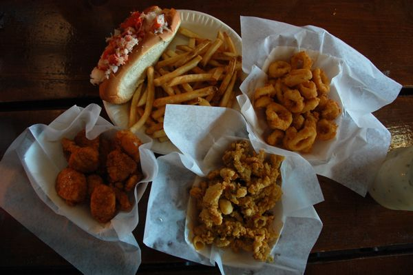 Susan S Fish N Chips 1135 Forest Ave Portland Deep Fried Eat Delicious