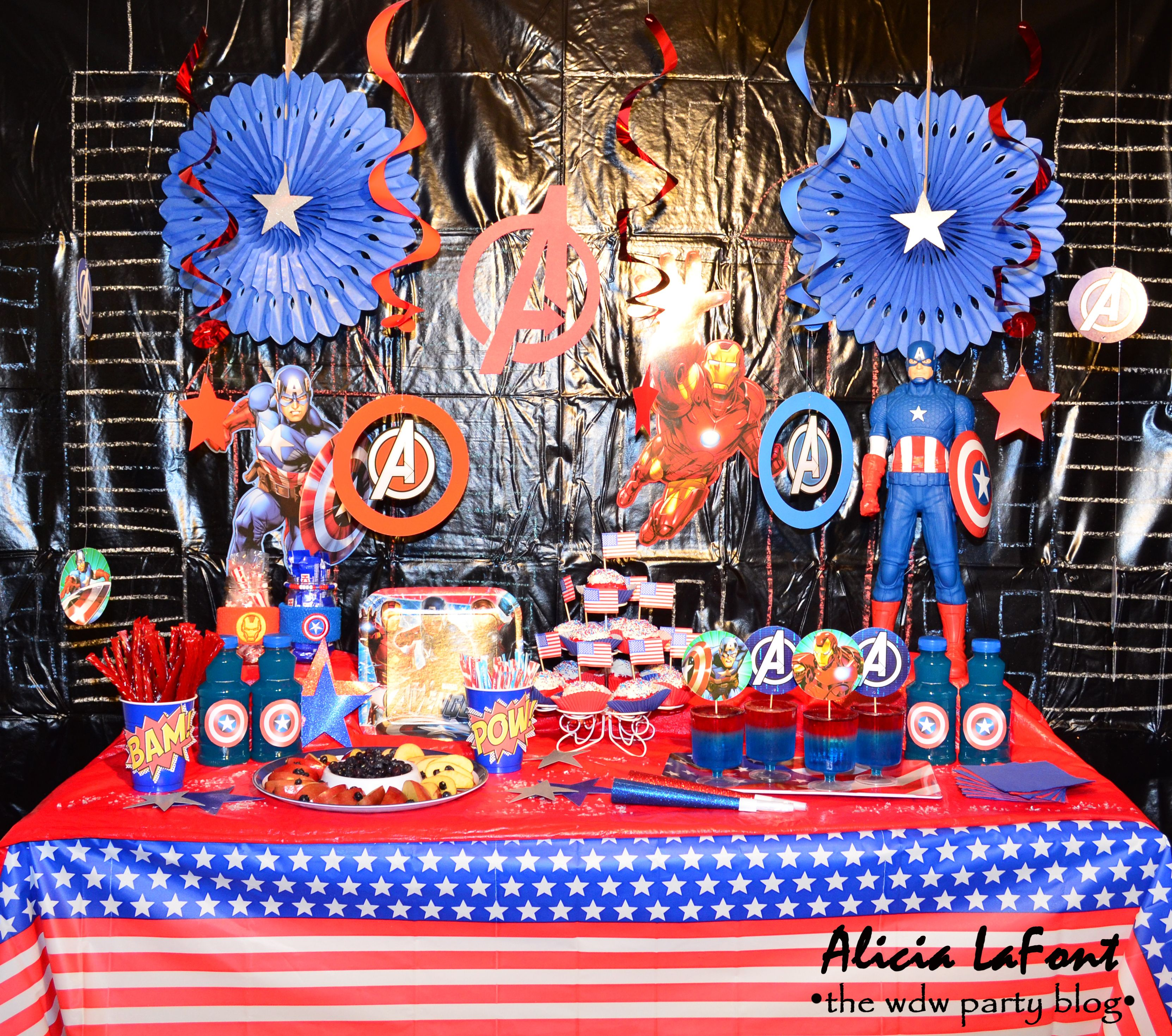 Marvel S Captain America Civil War Parties Superhero