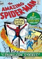 Marvel: Über 700 Comics kostenlos laden Historisch: Die Erstausgabe des Amazing Spider-Man-Comics gibt es nun als kostenlosen Download.