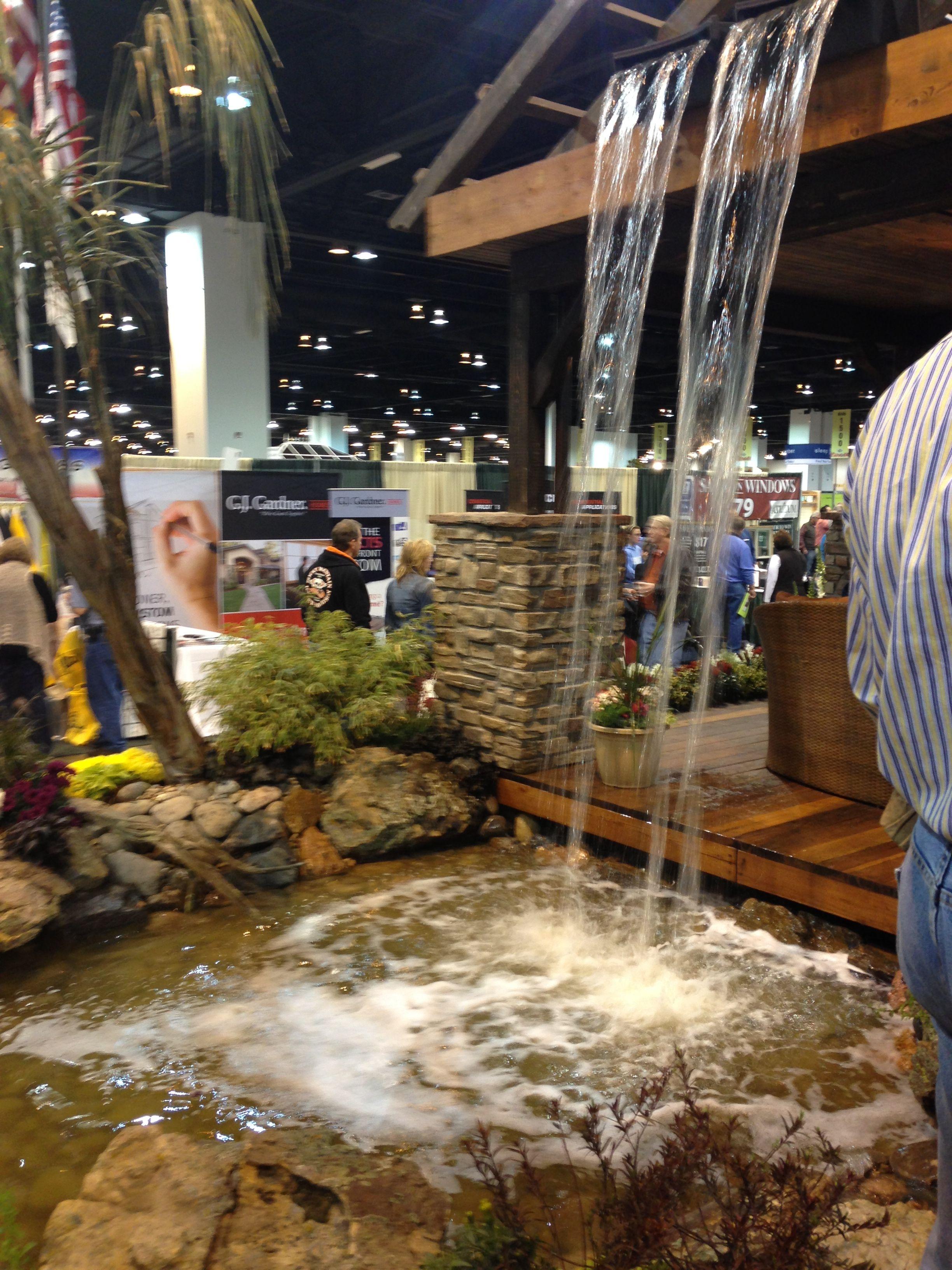 RMPW Exhibit At The Colorado Home And Garden Show In Denver, CO.