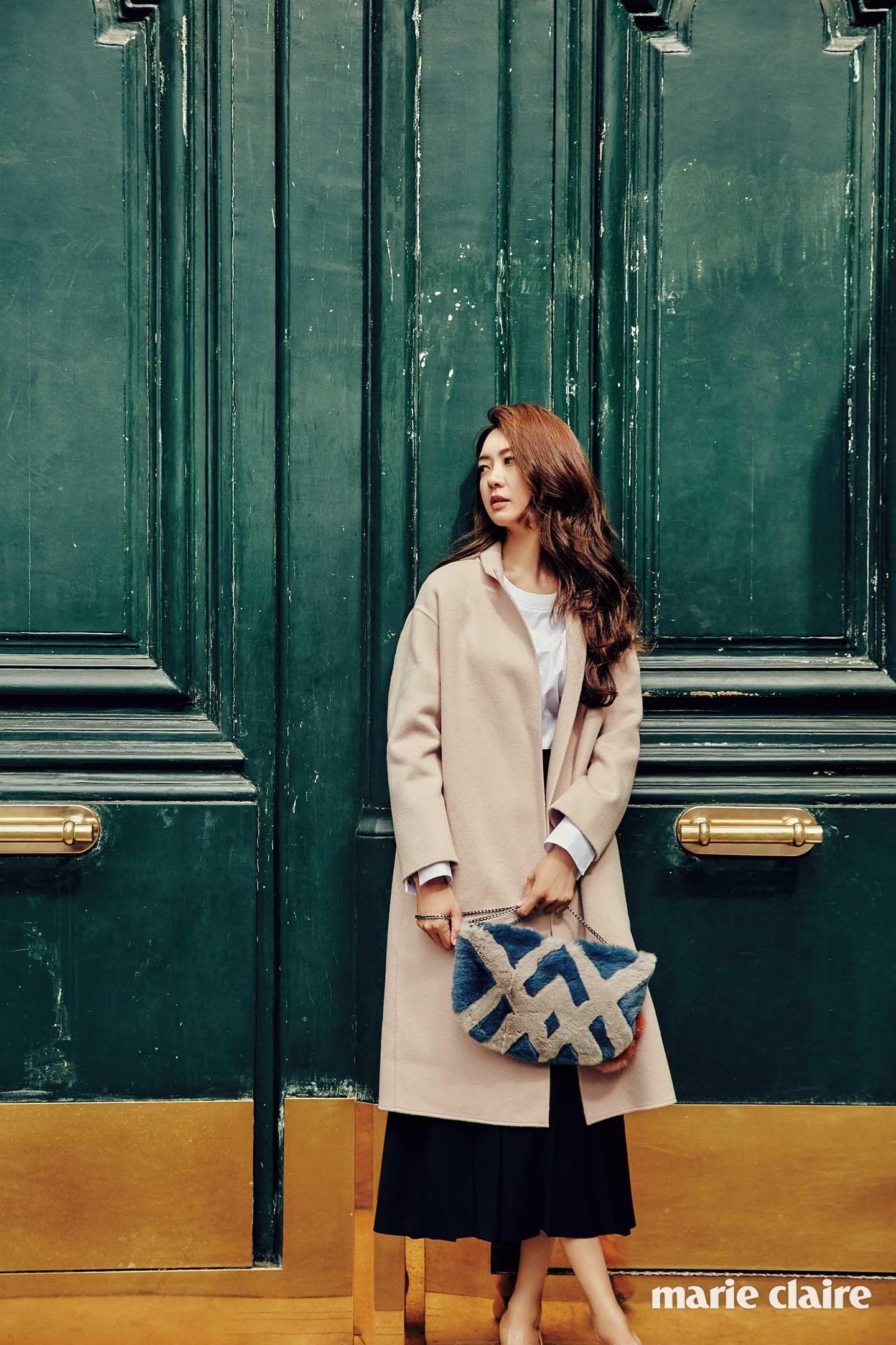 Lee Yo-won // Marie Claire Korea
