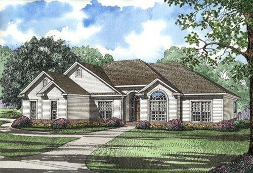 Dogwood Avenue House Plan - 8728