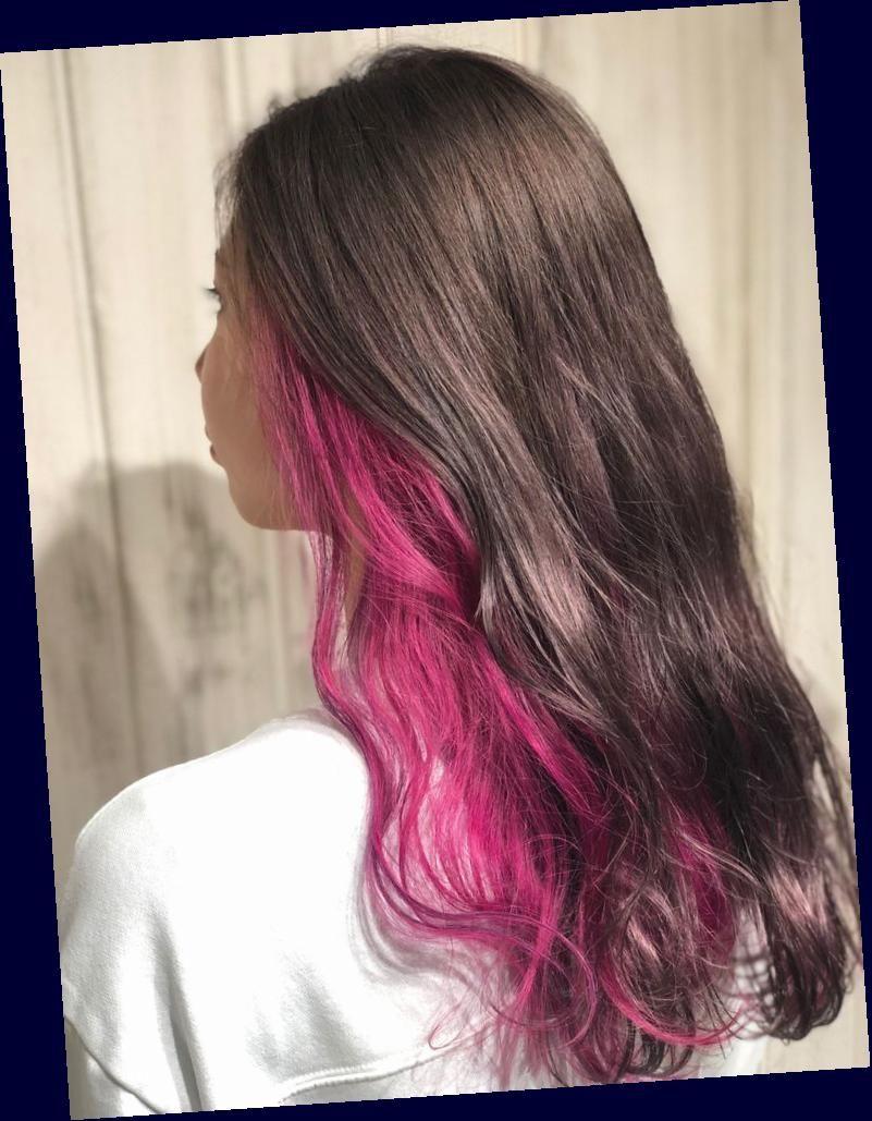 Pin By Ky On Hair Ideas In 2020 Hair Color Streaks Hair Color Underneath Dyed Blonde Hair
