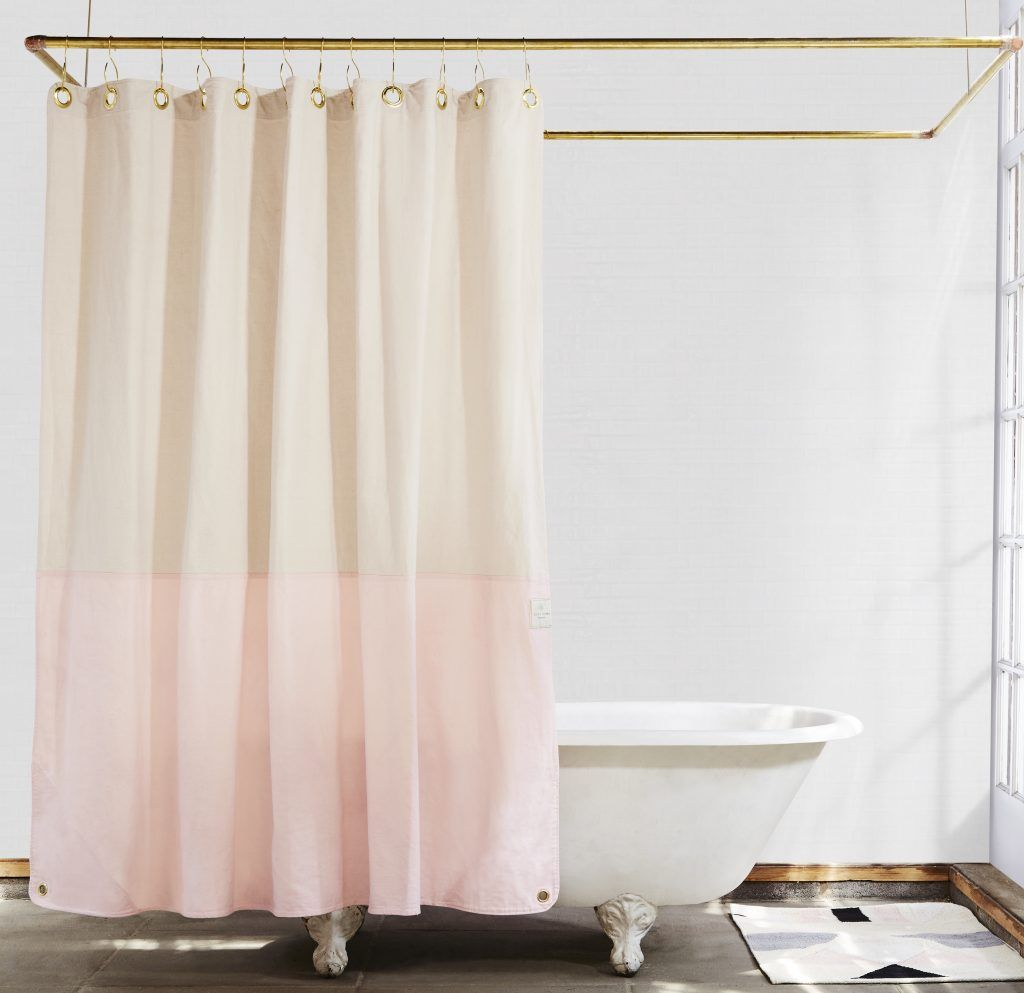 The Orient Moon Jelly Organic Cotton Canvas Curtain Colorful