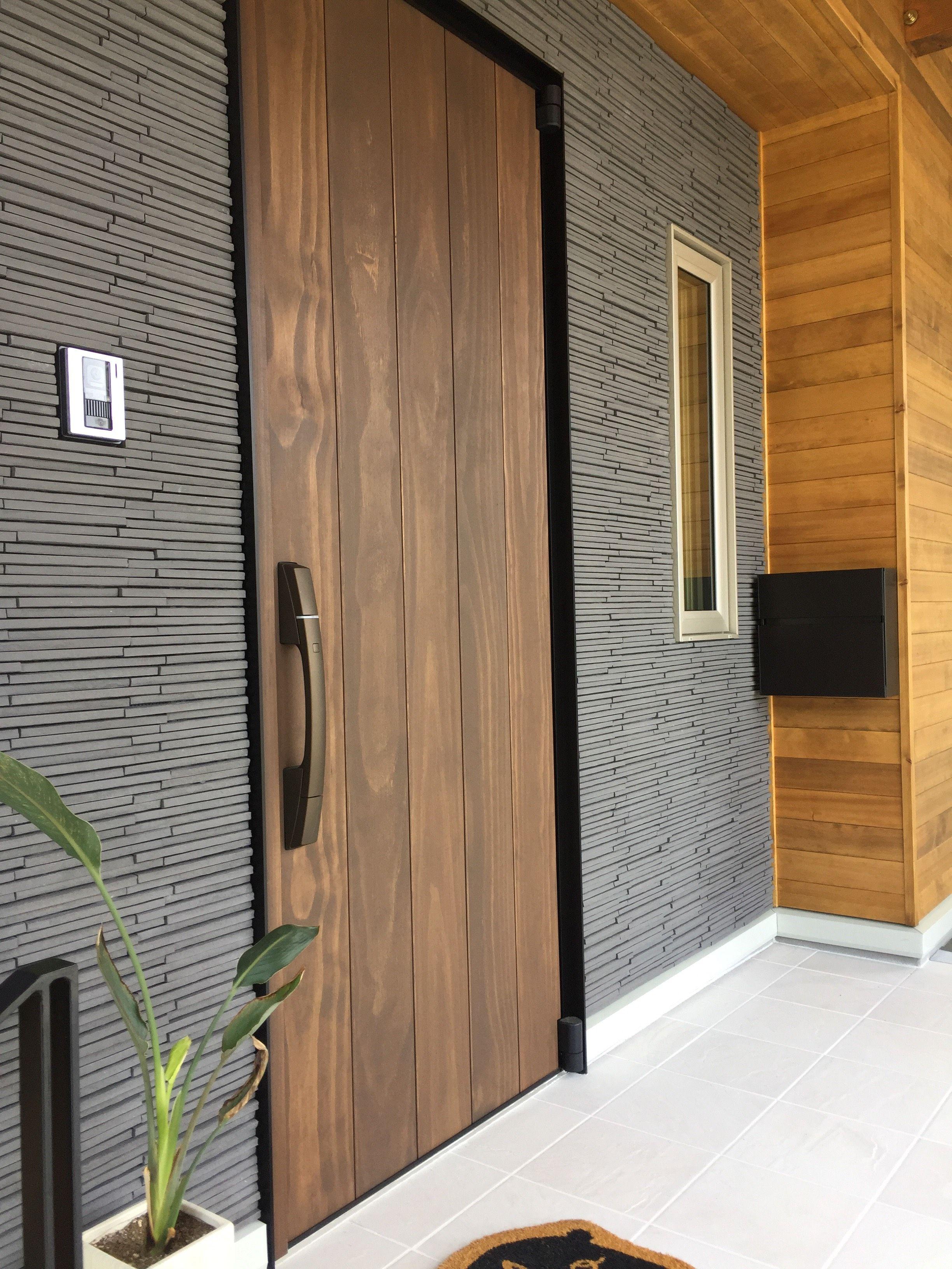 Ykk Ap エクステリアポストt10型 カームブラック B77568 Ykk Ap 郵便ポスト 玄関 Ykk 玄関ドア 玄関ドア