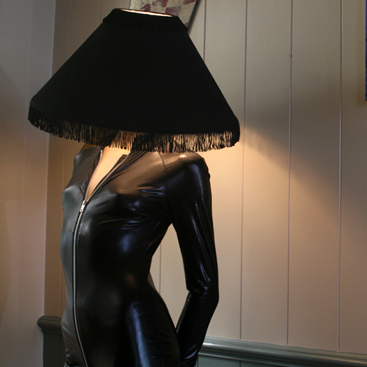 Our company is re-launching our 2008 designed mannequin lamp. New website up. New lamps coming thick and fast ;) www.mannequinlamp.com