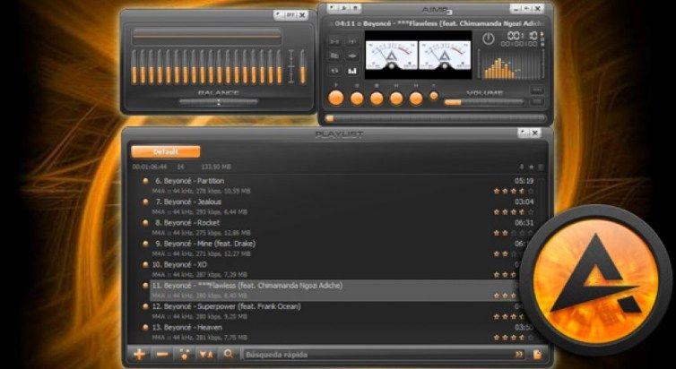 Download Aimp For Windows Music Players Free Music Music Machine