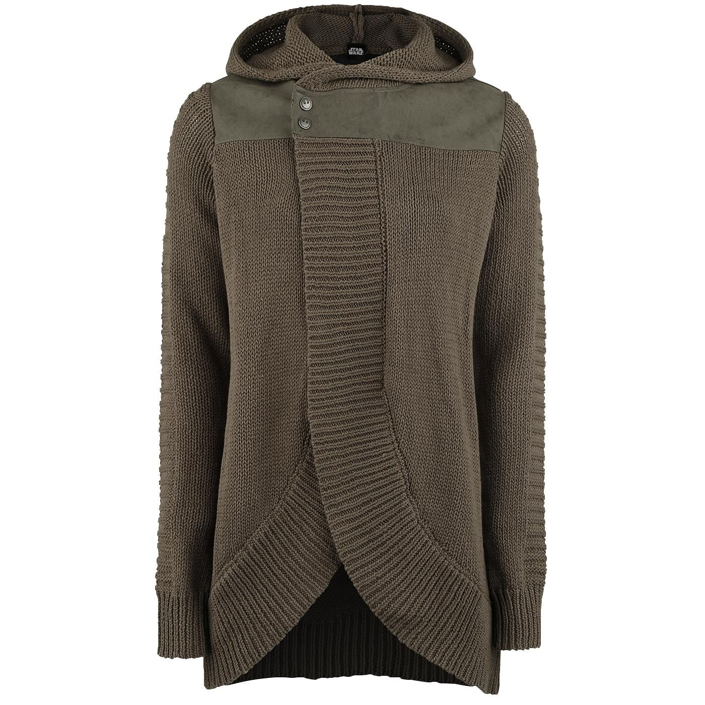 Rogue One - Hooded Cardigan OMG! LOVE THIS!! | ROGUE ONE ...