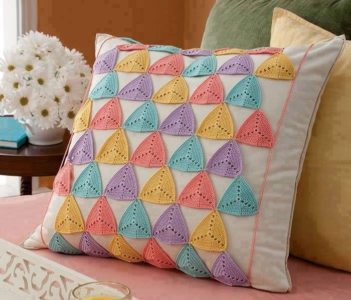 Luty Artes Crochet: 24/07/14