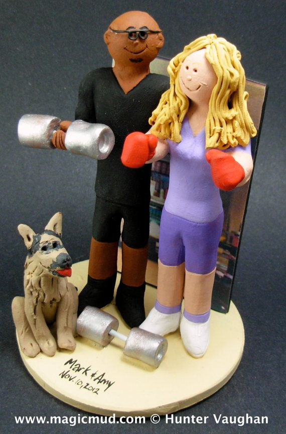 Pussy long wedding cake toppers for interracial marriages
