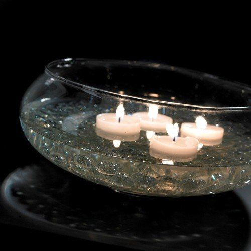 Venezia floating candle bowl by the discovery store httpwww venezia floating candle bowl by the discovery store http floating candle bowlswedding centerpieceswedding junglespirit Gallery