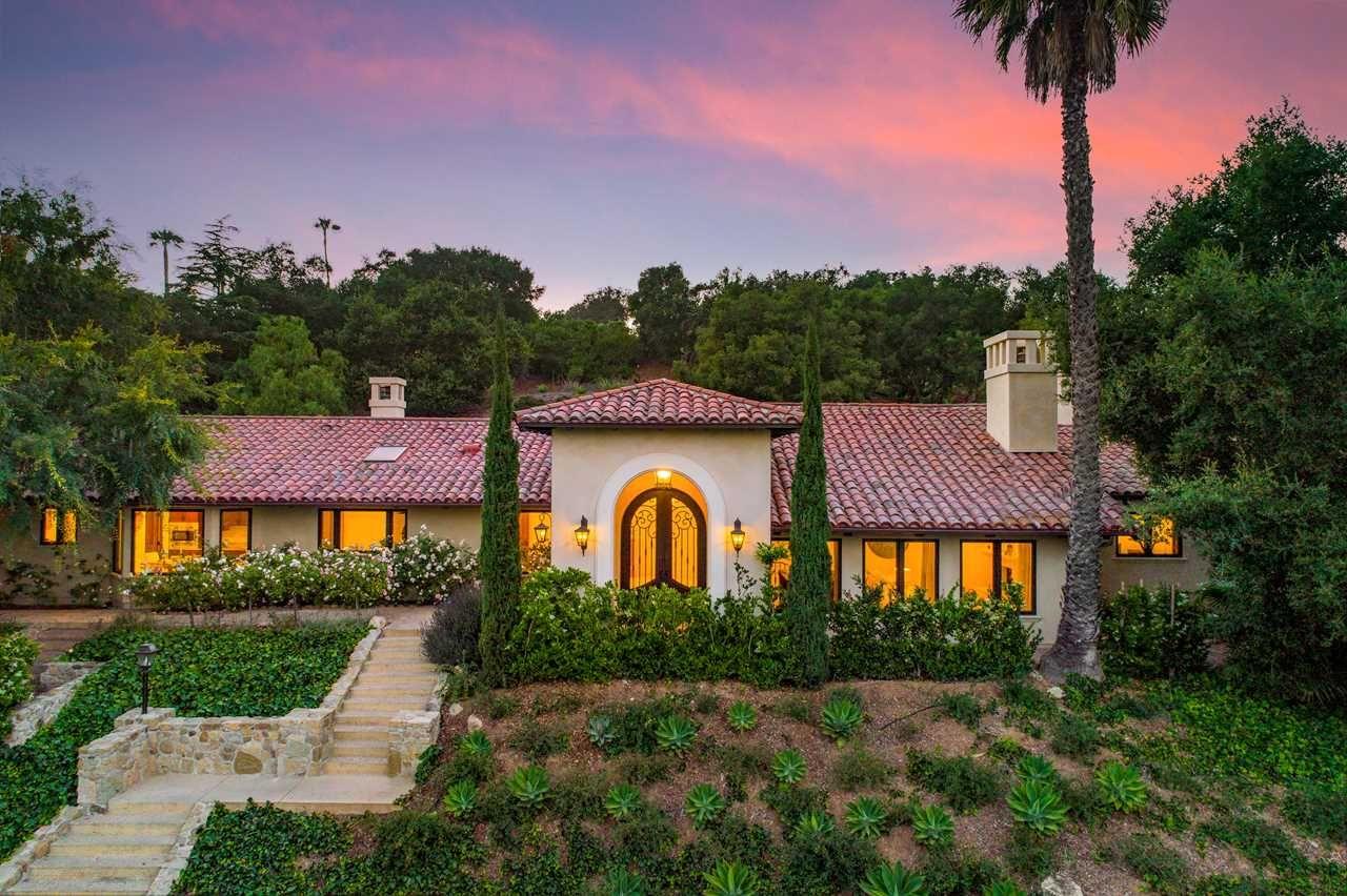 3958 Laguna Blanca Dr 25 Hope Ranch Santa Barbara Photo 1 Casas Fincas