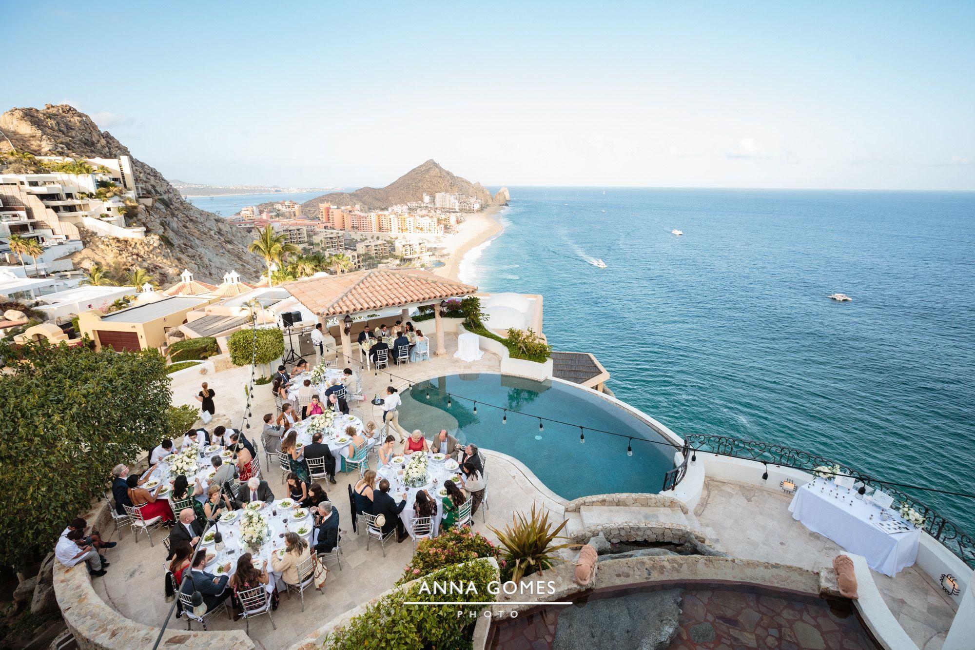 Alejandra & Rodrigo chose Villa la Roca in Cabo San Lucas