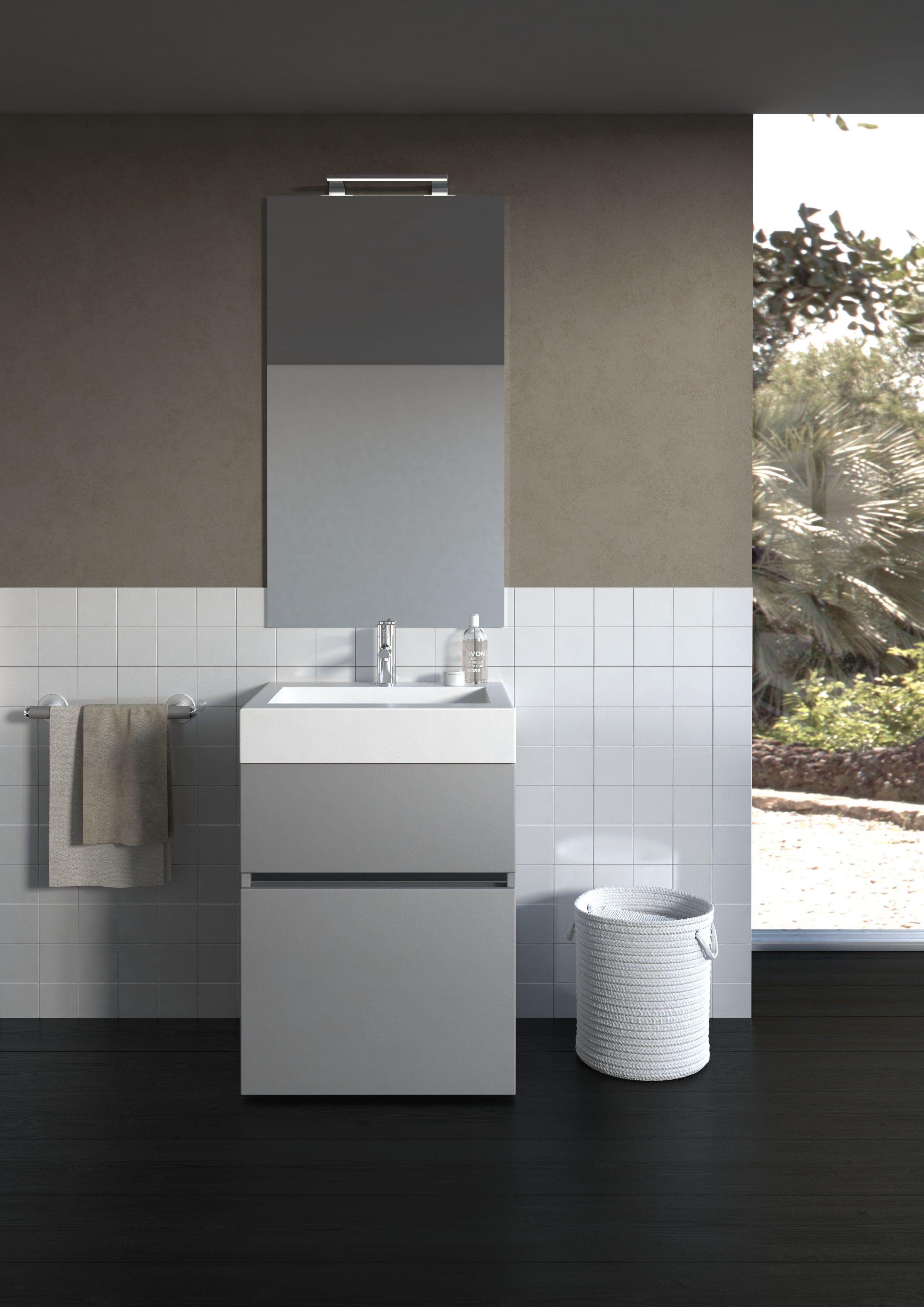 Nuovo concept di arredo bagno, frutto di una ricerca per il ...