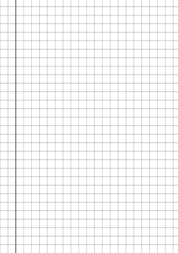 Hojas De Cuadros Grandes Para Imprimir Printable Graph Paper Planner Lettering Creative Mind Map