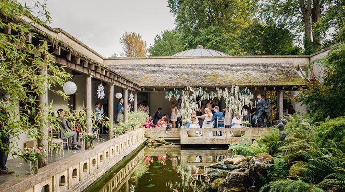 10 Romantic Outdoor Wedding Venues In The Uk In 2019