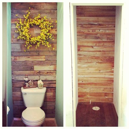 House Update Creative Goodness Updating House Plank Walls Wood Plank Walls