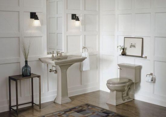 Gorgeous Sand Colored Bathroom Fixtures Kohler Memoirs Bathroom - Colored bathroom fixtures