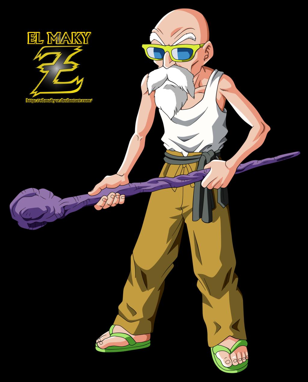 Master Roshi Fnf Dbz Characters Dragon Ball Dragon Ball Z