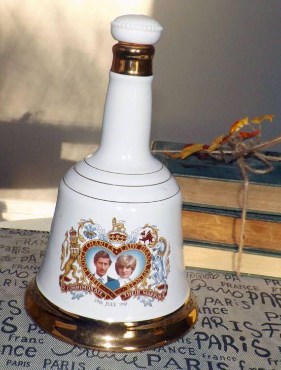 Royal Wedding Celebration Ceramic Bell
