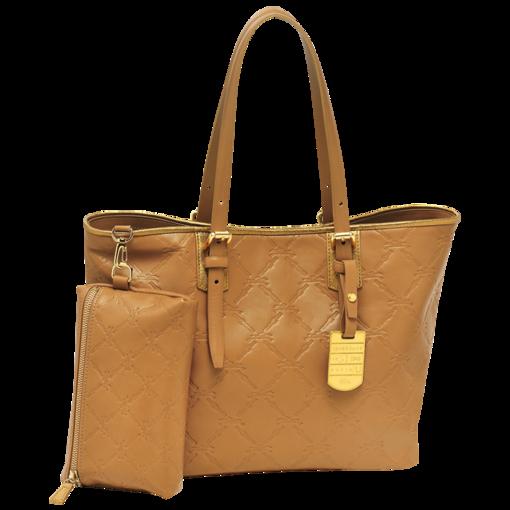 Sac shopping LM Sacs Longchamp Miel