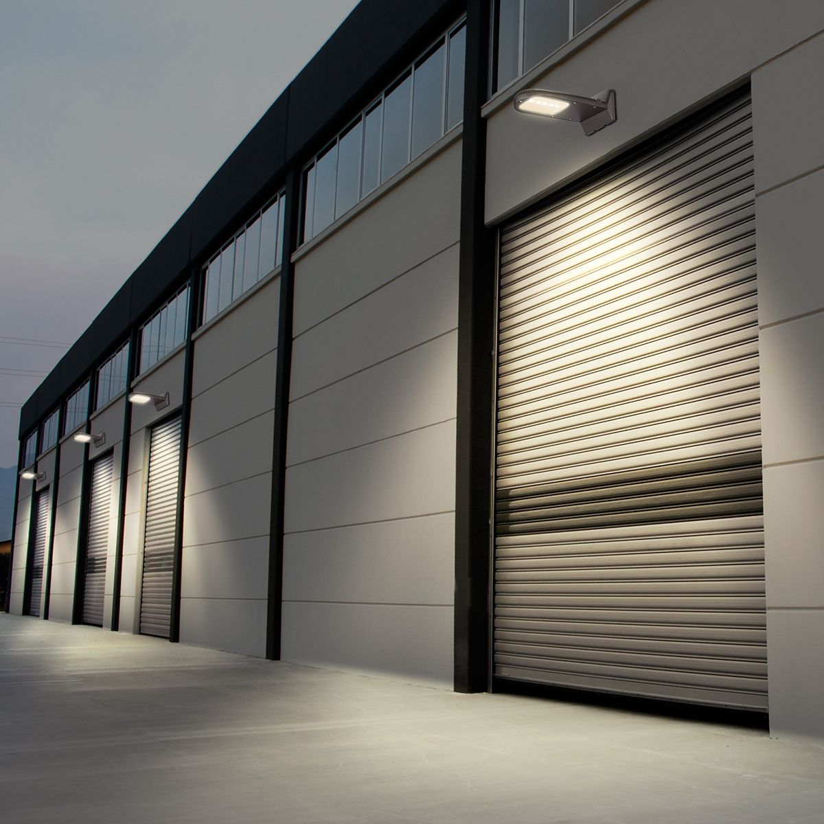 Outdoor Commercial Lighting For Warehouses And Storage Units Are Great For  Late Night Visits #outdoor