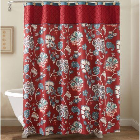 Home Fabric Shower Curtains Designer Shower Curtains Pretty