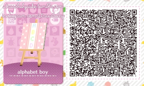 A Wide Choice Of Qr Codes For Animal Crossing New Leaf And Happy