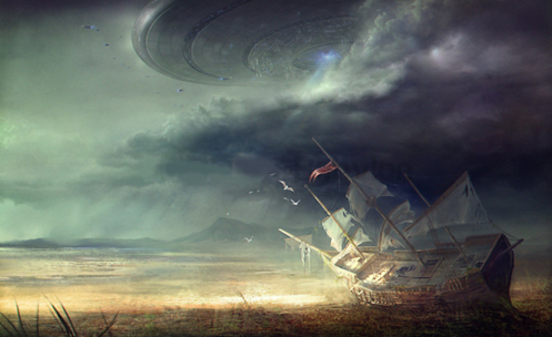 """Alienígenas do Passado """"Os Viajantes do Tempo"""""""