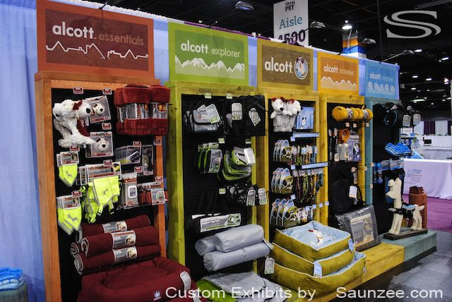 Trade Show Booth For Dog Houses