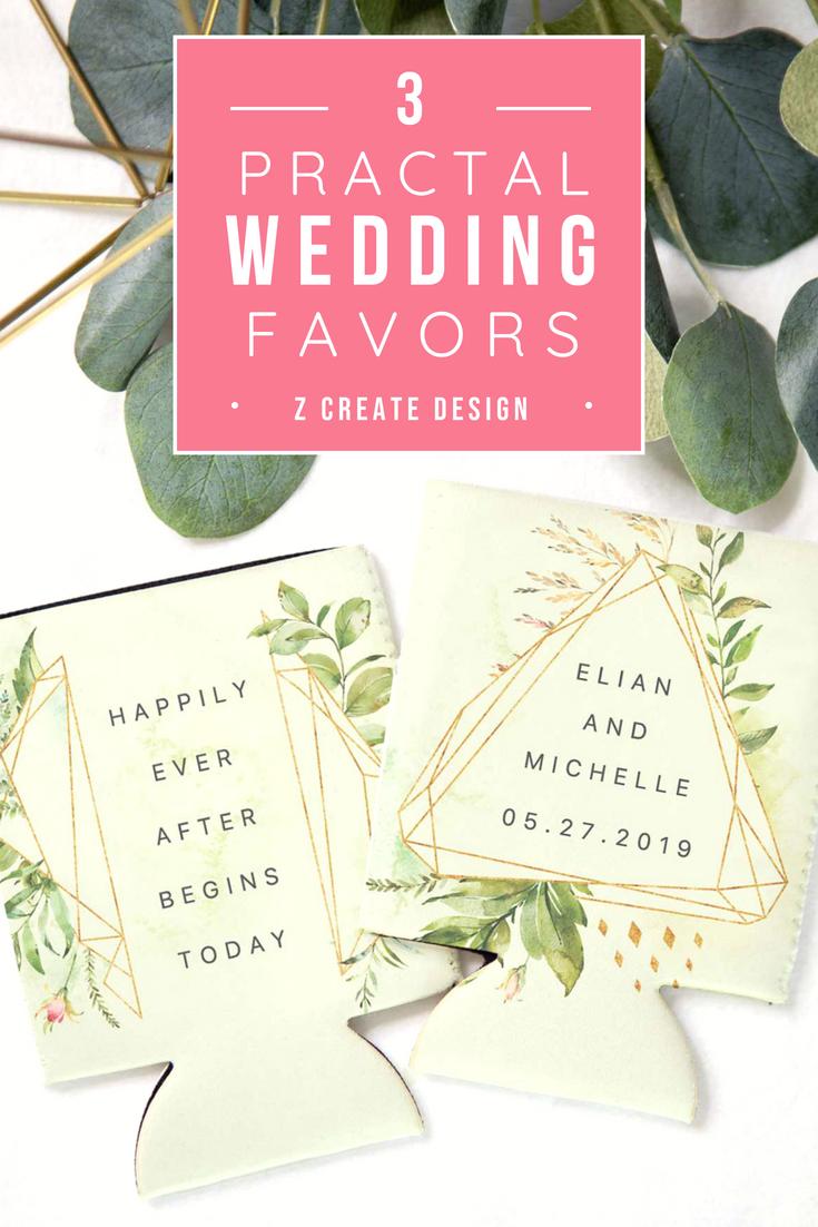 Practical Wedding Favors | Wedding Decor & Photo Props | Pinterest ...