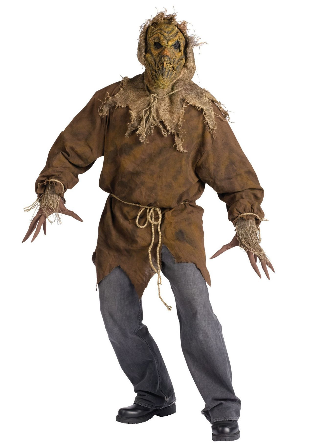 scarecrow costumes for male adults Home Mens Scary