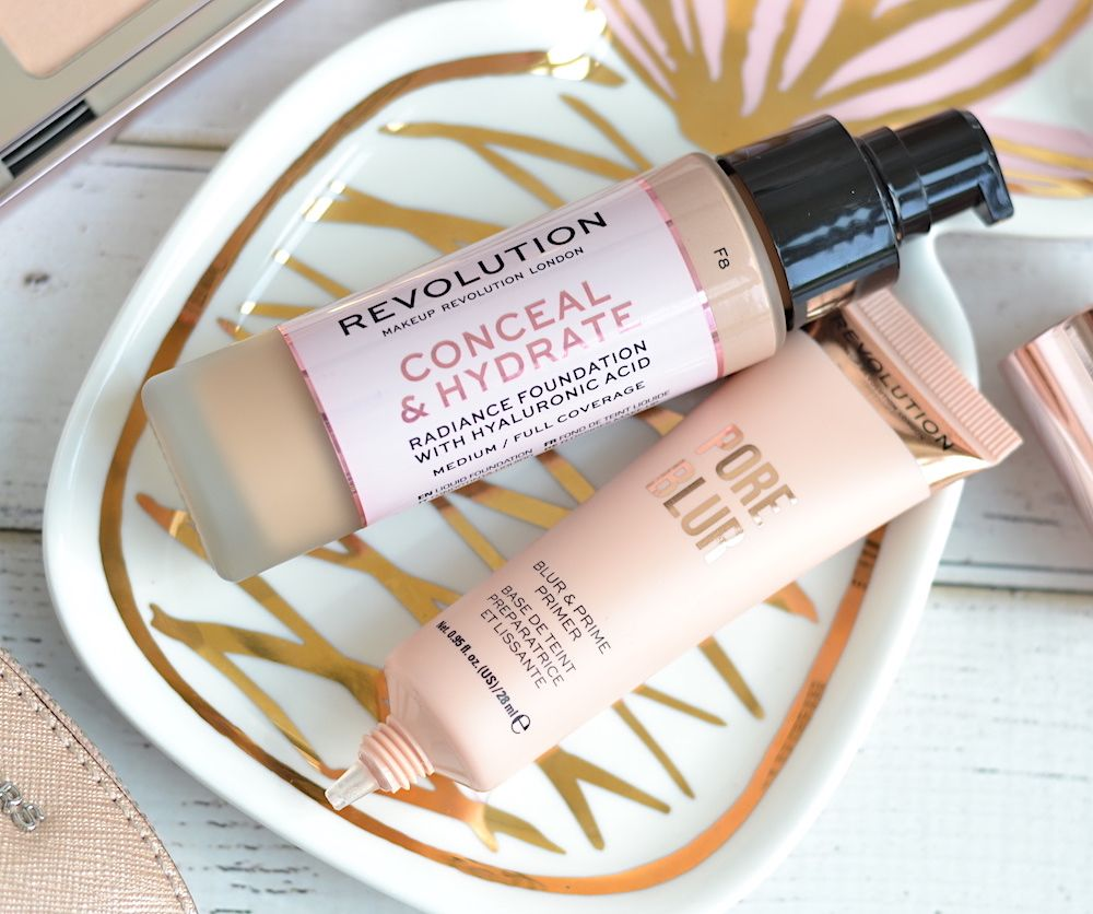 Makeup Revolution Conceal & Hydrate Foundation Fenty