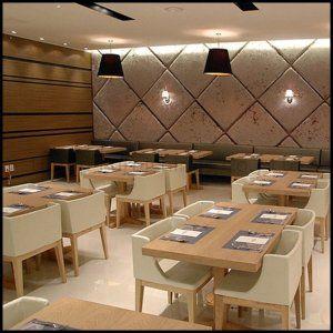 Sp Cs105 Hotel Restaurant Furniture Set Wood Restaurant Table And