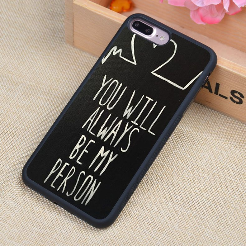 Greys Anatomy quotes Printed Soft Rubber Mobile Phone Case OEM For ...
