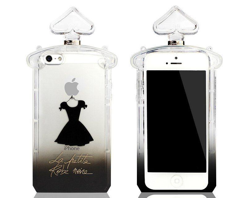 Épinglé sur Coque Guerlain la petite robe noir design original ...