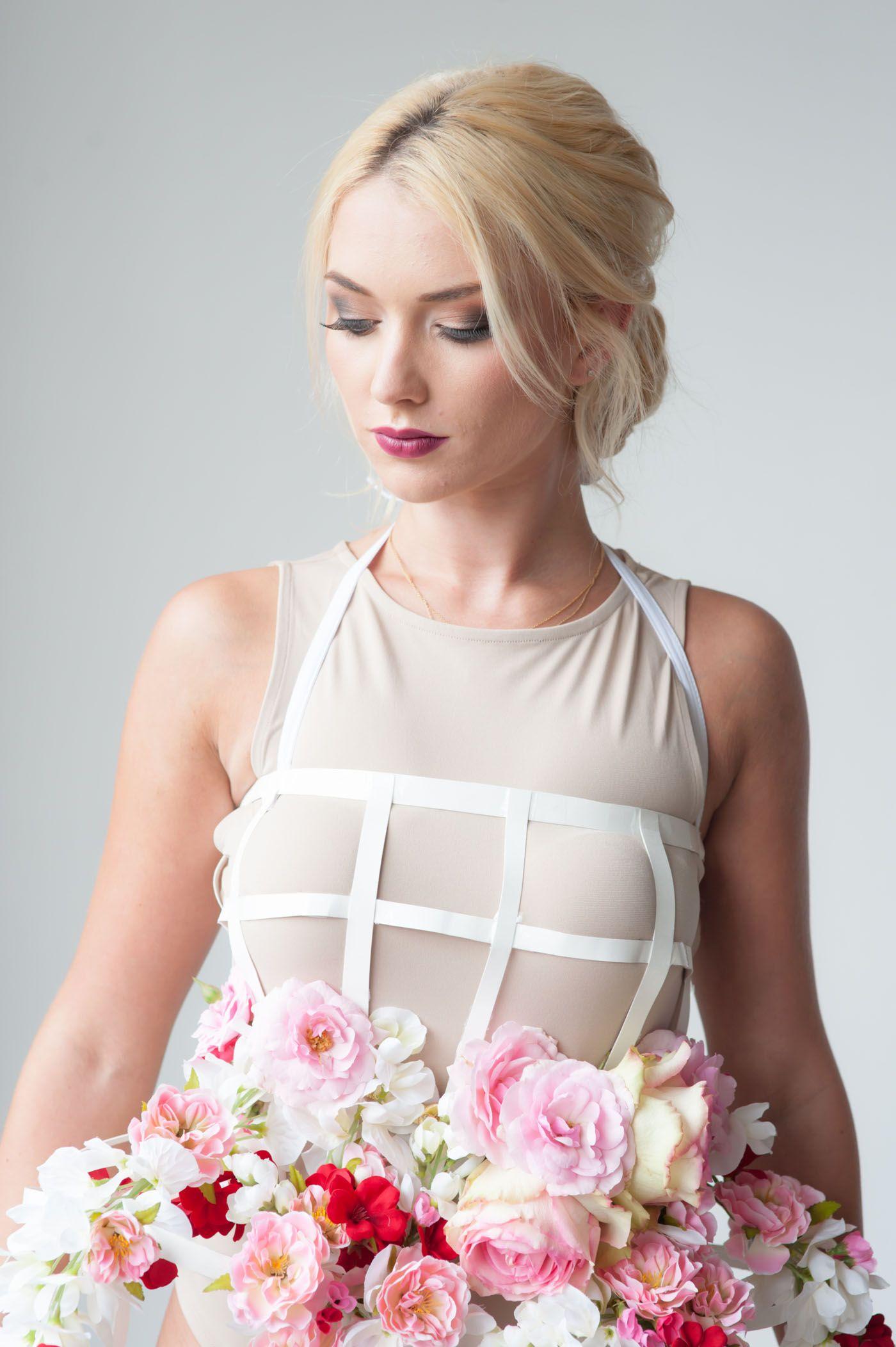 Edgy Glam Alice in Wonderland Wedding Inspiration Alice