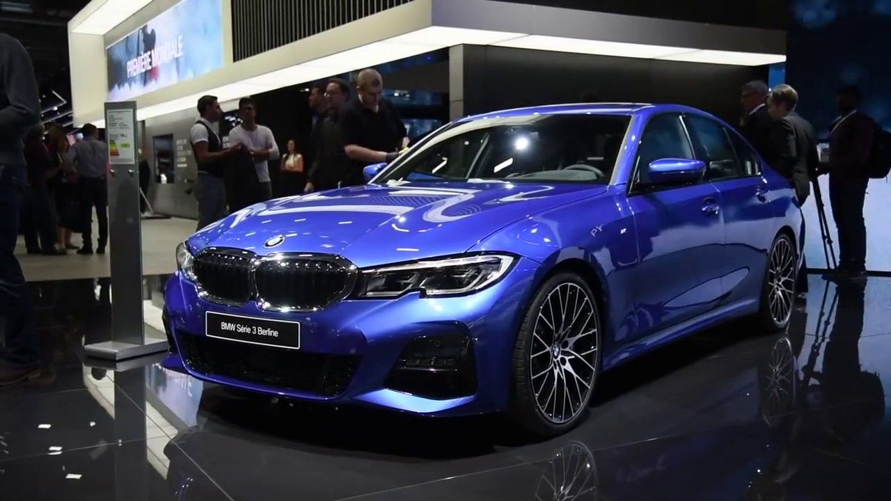 2019 Bmw 3 Series New Exterior And Interior Review Bmw