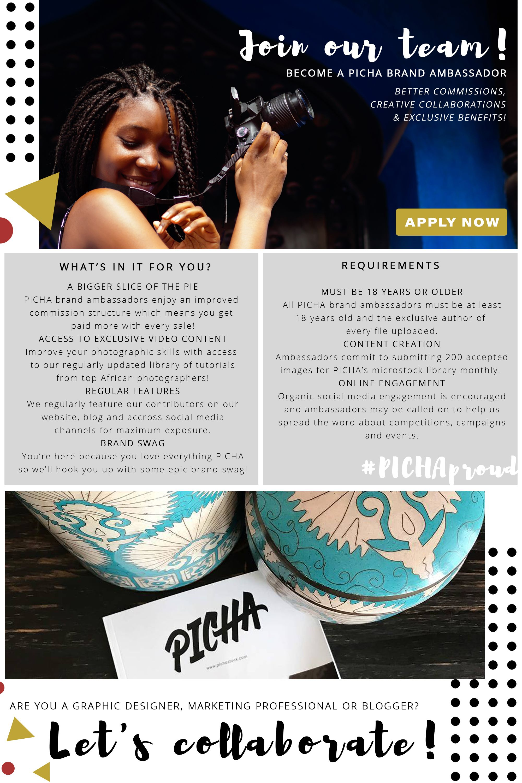 Brand Ambassador Brand ambassador, African image, Stock