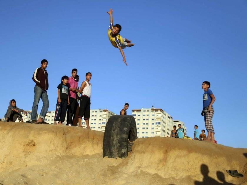 باركور غزة