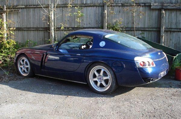 Jensen C-V8 Concept (2000)