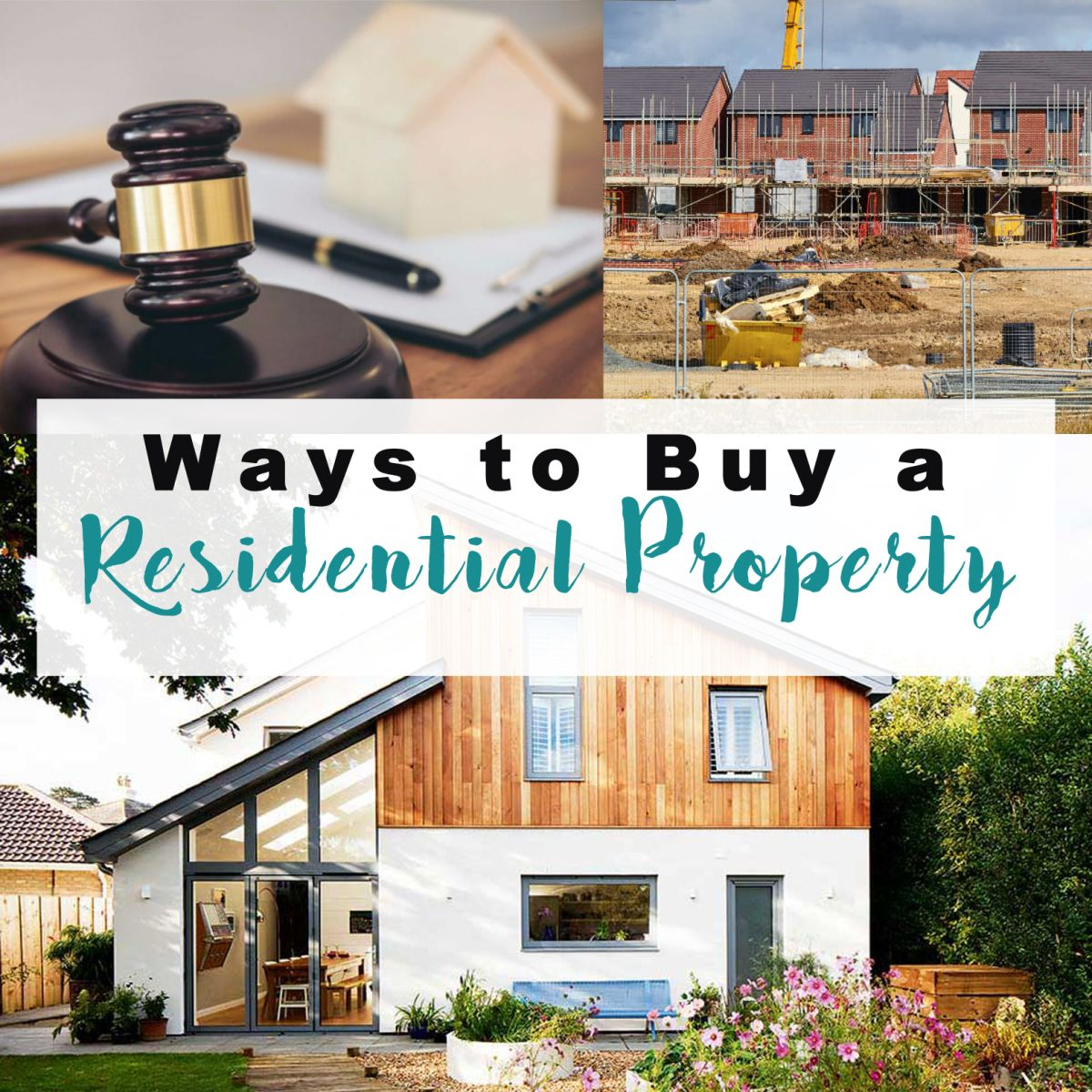 Ways To Buy A Residential Property Residential Property Barratt Homes