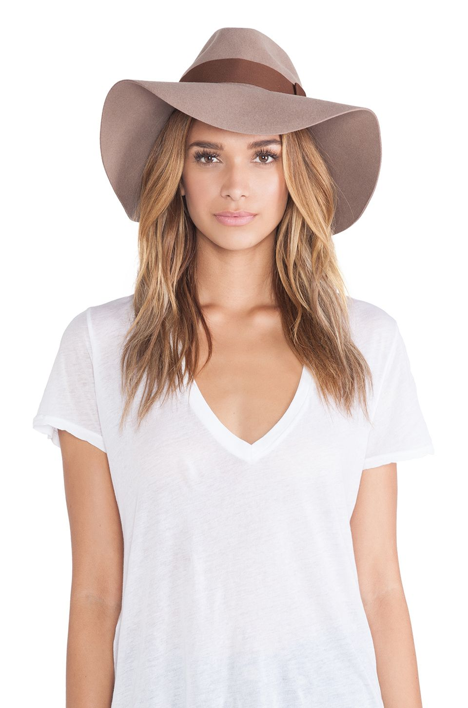 1c860c75a411 Brixton Piper Hat in Tan & Brown | REVOLVE | My Style | Revolve ...