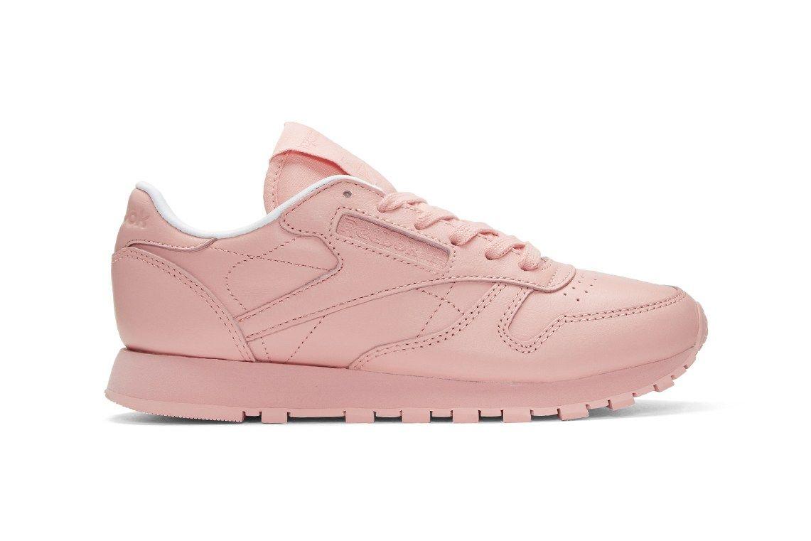 Reebok Classic Leather Pastel Pink - 104305  80f21e28e