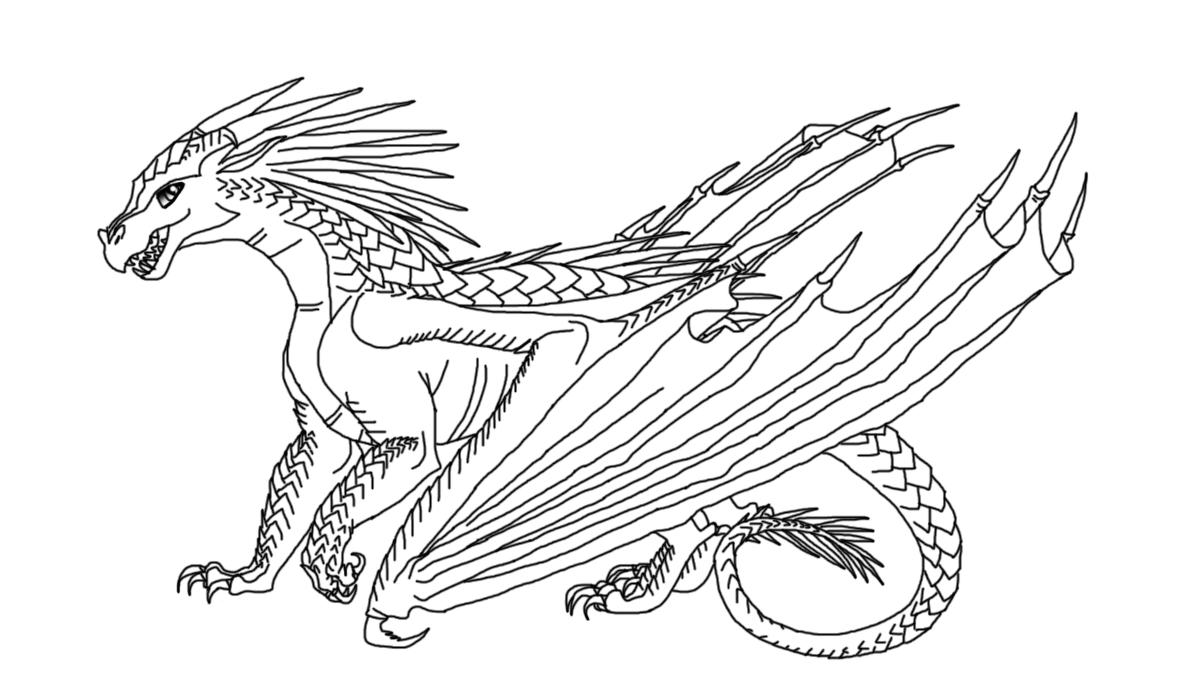 Icewing Base Male   Wings of fire, Wings, Drawings