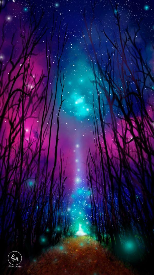 Wallpaper HD celular Star florest by Elon13 on DeviantArt