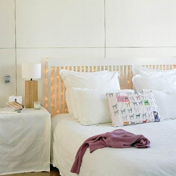 Lights In The Bedroom Magnificent Decorating Inspiration